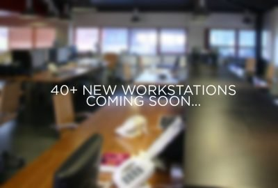 new workstations