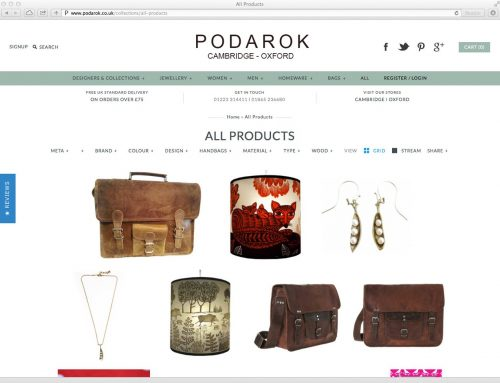 Podarok nominated for Startup Award