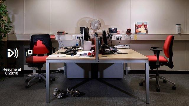 radio workspace revolution