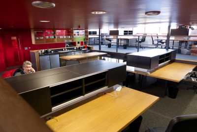 workspace oxford unit